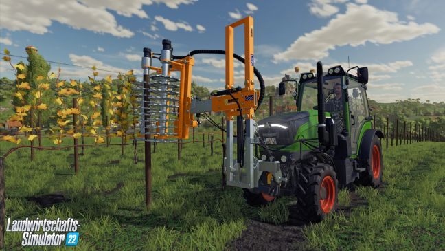 Landwirtschafts-Simulator 22 - Screenshots - Bild 8