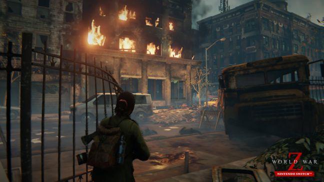 World War Z - Screenshots - Bild 2