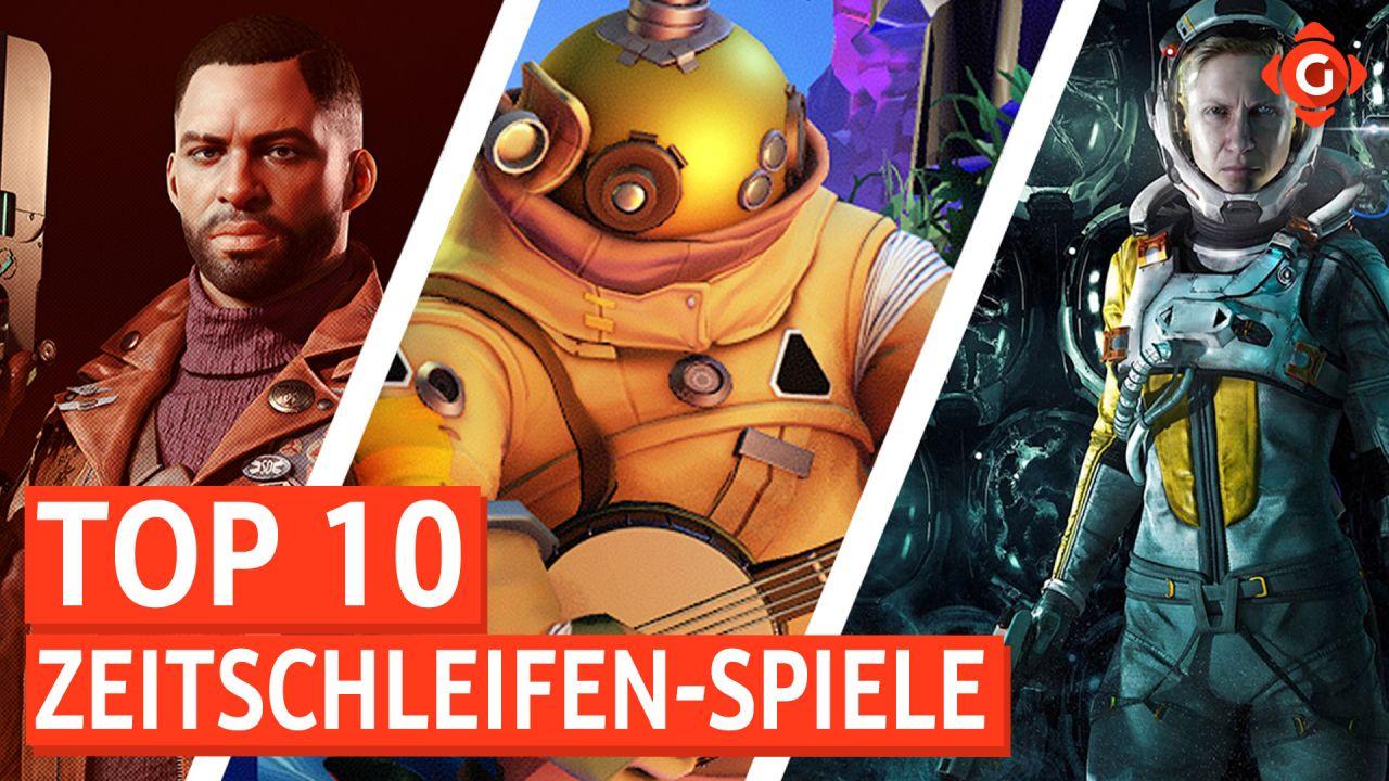 Top 10 - Die besten Zeitschleifen-Spiele