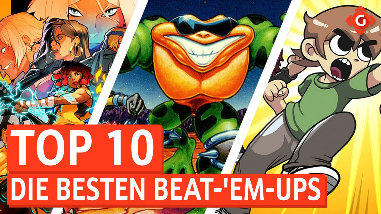 Top 10 - Die besten Beat-'em-Ups