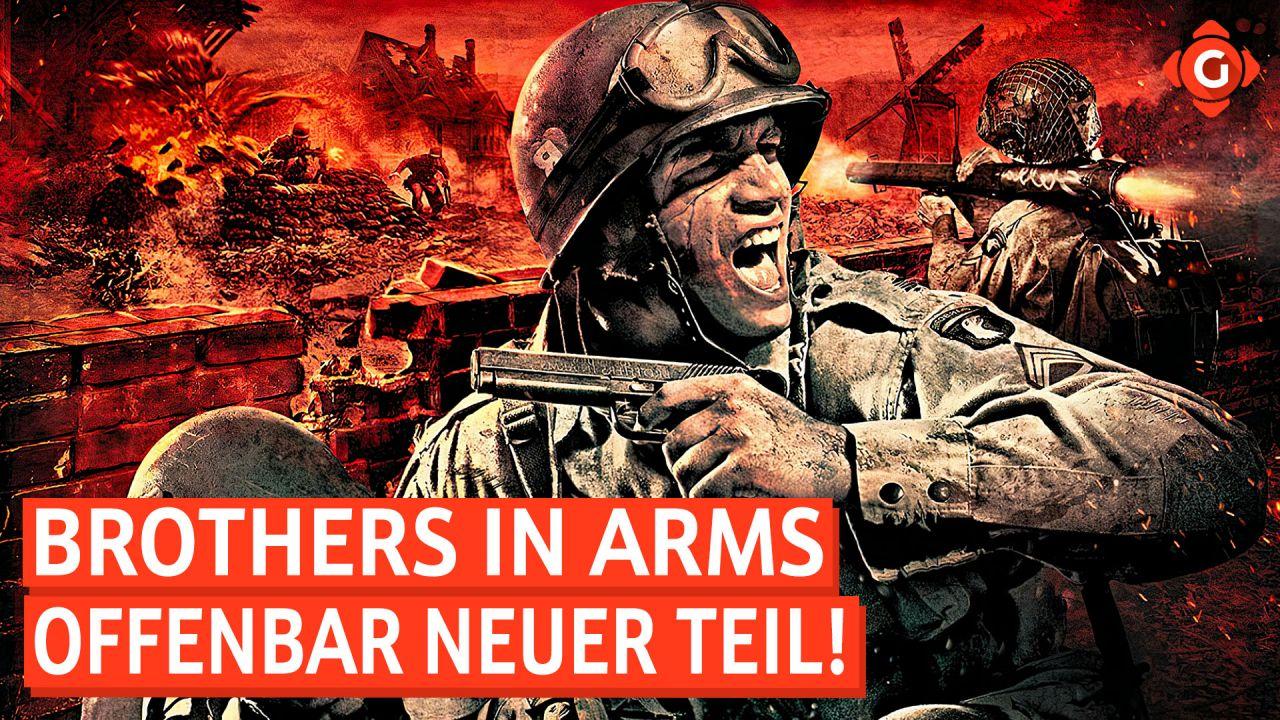 Gameswelt News 14.09.2021 - Mit Brothers in Arms, FIFA 22 und mehr