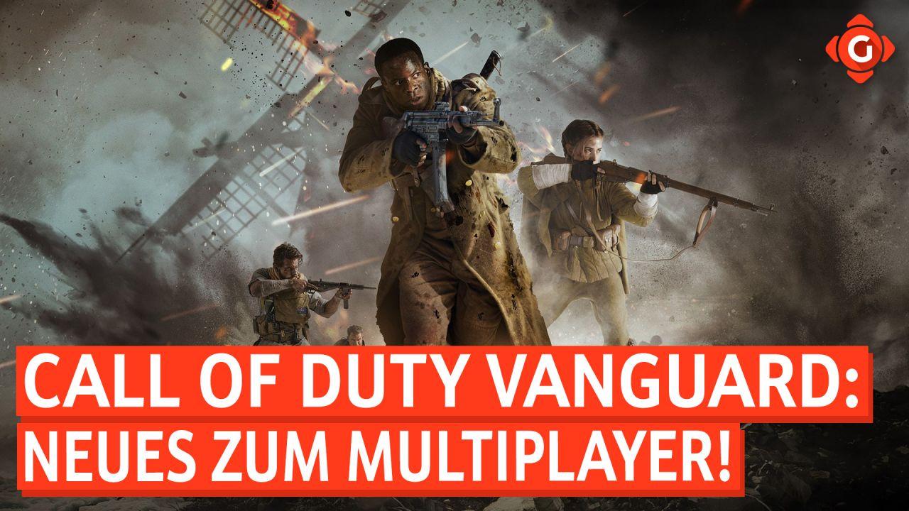 Gameswelt News 08.09.2021 - Mit Call of Duty Vanguard, Marvels Midnight Suns und mehr