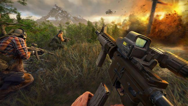 Tom Clancy's Ghost Recon Frontline - Screenshots - Bild 3