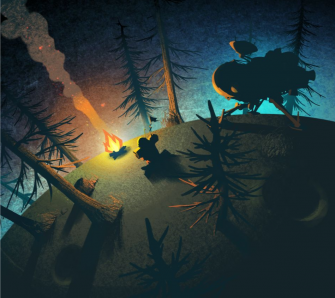 Outer Wilds: Echoes of the Eye - Test