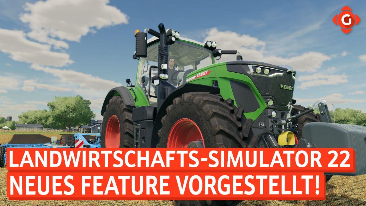 Gameswelt News 22.10.2021 - Mit Landwirtschaftssimulator 22, Battlefield 2042 und mehr