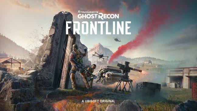 Tom Clancy's Ghost Recon Frontline - Screenshots - Bild 6