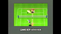 Mario Tennis Advance (GBA) - E3 Movie