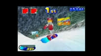 SBK: Snowboard Kids DS - E3 Trailer