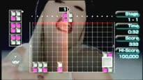 Lumines 2 - Gameplay-Trailer