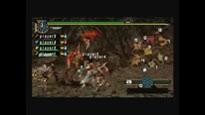 Monster Hunter Freedom 2 - Gameplay-Trailer