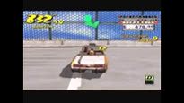 Crazy Taxi: Fare Wars - Gameplay-Trailer