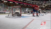 NHL 2K8 - Gameplay-Trailer #1