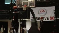 NBA Live 08 - Motion-Capturing-Trailer