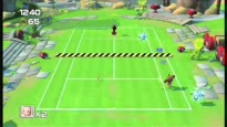 SEGA Superstars Tennis - Sonic Minigame
