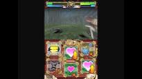 Naruto: Ninja Destiny - Sasuke vs. Gaara Gameplay-Trailer
