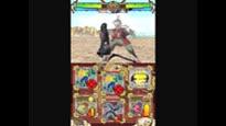 Naruto: Ninja Destiny - Jiraiya vs. Itachi