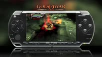 God of War: Chains of Olympus - GDC 2008 Trailer