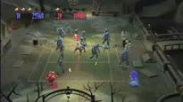 SEGA Superstars Tennis - Curien Mansion Mini-Game
