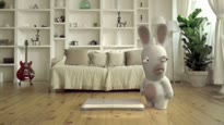 Rayman Raving Rabbids 2 - One Square Meal Teaser