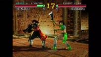 Soul Calibur - Xbox Live Arcade Gameplay Trailer