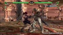 Soul Calibur IV - Gameplay: Die Girls in Action!