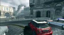 Das Bourne Komplott - Gameplay: Auto fahren