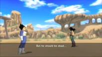 Dragon Ball Z: Burst Limit - Bardock Trailer