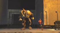 Spider-Man: Web of Shadows - Rhino Vignette Trailer
