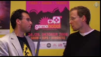 Gamehotel 08 - Interview mit Spore-Entwickler