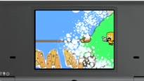 Bowser's Inside Story - Inside Bowser Gameplay
