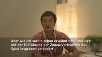 PES 2010 - Video Interview mit Shingo 'Seabass' Takatsuka