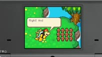 Mario & Luigi: Bowser's Inside Story - Bowser Gameplay