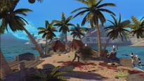 Matt Hazard: Blood Bath and Beyond - Pirate Gameplay