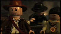 Lego Indiana Jones 2 - Napalese Bar Trailer