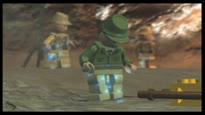 Lego Indiana Jones 2 - Underground Temple Trailer