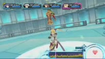 Ar Tonelico III - Jap. Saki Gameplay