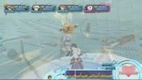 Ar Tonelico III - Jap. Finnel Gameplay