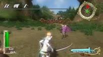 Zangeki no Reginleiv - Jap. Town Defense Gameplay