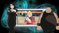 Fullmetal Alchemist: Brotherhood - Debut Trailer