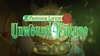 Professor Layton and the Unwound Future - E3 2010 Debut Trailer