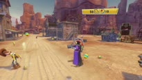 Toy Story 3 - Into the Toy Box: Play as Zurg