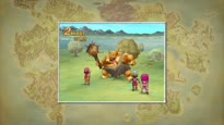 Dragon Quest IX: Sentinels of the Starry Skies - E3 2010 US Debut Trailer