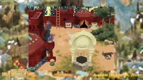 Final Fantasy: The 4 Heroes of Light - World Exploration Trailer