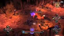 DeathSpank - Zweispieler-Gameplay