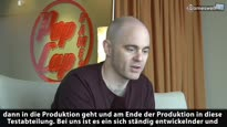 PopCap Games - Video Interview mit dem Entwicklerteam - Teil 1von2