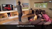 Microsoft Kinect - gamescom Interview mit Robin Burrowes