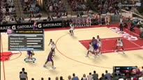 NBA 2K11 - Staaart! Eine Halbzeit Chicago Bulls gegen Detroit Pistons