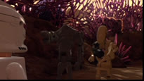 LEGO Star Wars III: The Clone Wars - Trooper De-Limbing Trailer