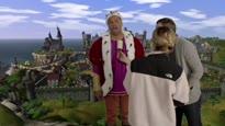 Die Sims Mittelalter - TV Spot Outtakes Trailer