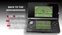 Madden NFL 11 - 3DS Debut Trailer